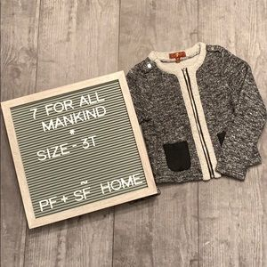 7 For All Mankind Sz 3T